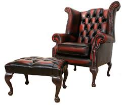 Leather Wingback Chair For Sale The Matrix What Style Of Chair Are Morpheus And Neo Using