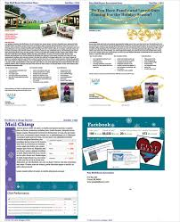 free holiday newsletter template 14 holiday newsletter template free sample example format