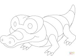 Small Picture Pokemon Coloring Pages Flygon Throughout ijigenme