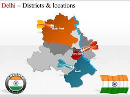 New Delhi Maps Powerpoint Map Of Delhi Delhi Interactive Maps