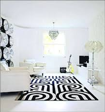 black and white rugs elegant black and white rugs theme design ideas plus dazzling white armed black and white rugs