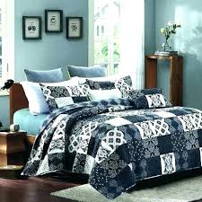 black and white king size quilt queen size quilt sets quilt cover sets king bed country cottage black and white patchwork print