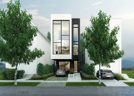reducing your urban homes footprint without compromising on design in luxurious urban infill house plans ideas