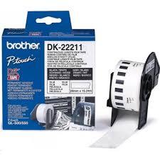 <b>Клеящаяся лента Brother</b> DK22211