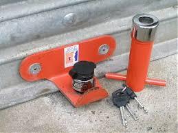 new secure a door up and over garage door lock 79 99