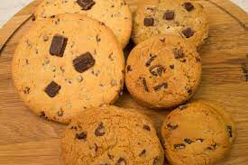 Approximately 5 dozen medium sized cookies. Best Coffee Shop Chocolate Chip Cookies Slideshow The Daily Meal
