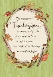 Blessings Fall Wreath Thanksgiving Card Greeting Cards Hallmark