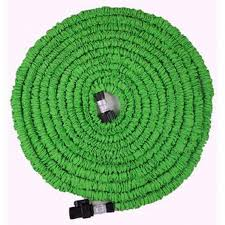 expandable garden hose. consumergoodsusa expandable garden hose - 25\u0027 green e