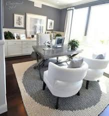 contemporary office decor. Contemporary Office Space - Add Some Blues, Oranges, Navies, And A Splash Of Decor C
