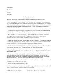 gatsby essay topics gatsby essay 2014 reeths