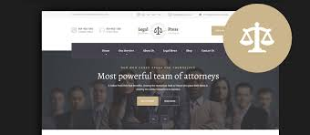 Law Templates 60 Best Html Lawyer Law Firm Website Templates 2017