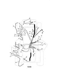 craftsman 20 hp electric start 6 speed 46 garden tractor parts find part by diagram >