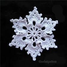 Crochet Snowflake Pattern Chart Free Crochet Snowflake Patterns Feltmagnet