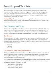 Event Synopsis Template 18 Free Word Templates Examples Hubspot