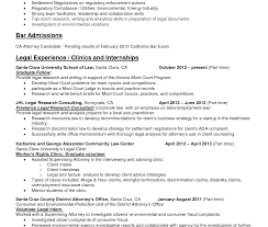 Legal Resume Legal Curriculum Vitae Template Assistant Resume Templates Free 42
