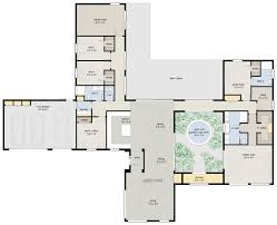 5 bedroom house plans single story luxury modern house plans 5 bedroom duplex plan the cottages