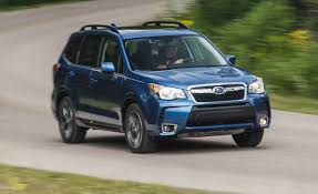 2019 subaru forester reviews subaru forester photos and specs car and driver