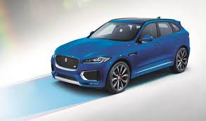 In Demand: The Jaguar F-Pace Is One Of The Most Eagerly Anticipated New