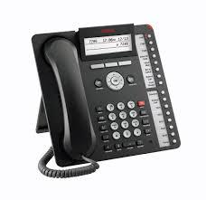 avaya 700450190 one x deskphone value edition 1616 voip phone black refurbished in stock