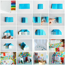 How To Make House With Chart Paper 68 Winning Warnings Making A Paper House Origami