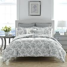 laura ashley annalise 100 cotton reversible comforter set by laura popular comforter sets king size comforter top grey bedding sets