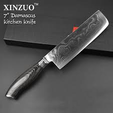 Aliexpresscom  Buy 7 Inch Kitchen Knives 73 Layers Japanese VG10 Damascus Steel Kitchen Knives