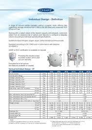 Vertical Tank Chart Vt Series Individual Design Vertical Storage Tanks Fliphtml5