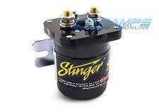 stinger sgp32 car audio 200 amp dual battery high current relay stinger sgp38 wiring at Stinger Sgp32 Wiring Diagram