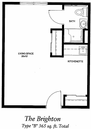400 sq ft apartment floor plan 400 square foot house google search