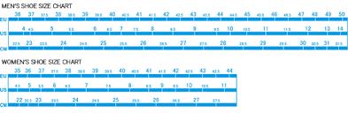 Shimano Shoe Size Chart Rowing Shoe Ks R610