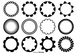 Circle Vector Shapes Download Free Vector Art Stock Graphics Images