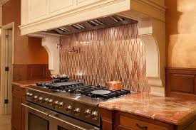 architecture 20 copper backsplash ideas that add glitter and glam to your kitchen with regard tiles