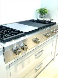 gas counter top stove gas range tops for your kitchen appliance counter stove top frigidaire countertop