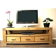 mission oak stand tv style corner brilliant large black glass for inch with in prepa