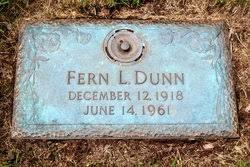 Fern Liddle Dunn (1918-1961) - Find A Grave Memorial