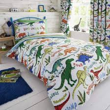 dinosaur bedding homeware