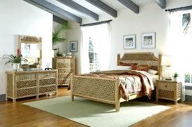 Rattan Bedroom Sets Pier One Wicker Bedroom Set Medium Images Of ...