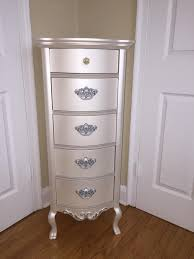 silver painted furniture. Metallic Custom Painted Dresser Silver Furniture M