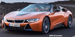 BMW I8 EDrive Roadster  5