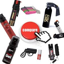 Compare All The Best Pepper Spray Brands In One Place This