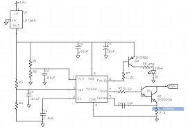 pwm fan controller widgetninja s blog fan circuit