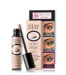 stay don 039 t stray eyeshadow primer