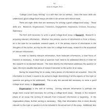 Example Of Persuasive Essay College Persuasive Essay Example