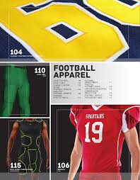 2017 Ohteamshop Football Catalog Powered By Champro By
