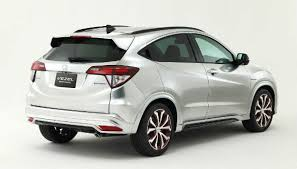 new car releases of 20152015 Honda Vezel specs and release date  2015 New Cars Models