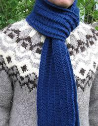 Mens Scarf Crochet Pattern Mesmerizing Men's Scarf Pattern Knitting Patterns And Crochet Patterns From