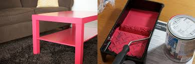 ikea furniture desk. Painting Ikea Furniture (finally!) Desk
