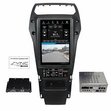 havis products ics b f03 102 integrated control system for 2016 integrated control system for 2016 ford police interceptor utility equipped sync®