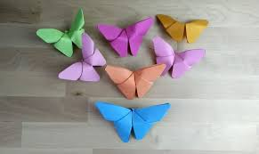 Diy Paper Butterflies 5 Steps With Pictures