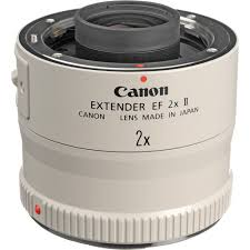 Canon 2x Ef Extender Ii Teleconverter
